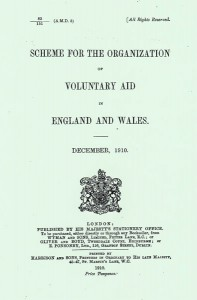 Scheme for the Organization of Voluntary Aid