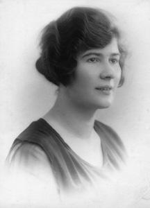 Dorothy Gwendoline Groen née Franklin